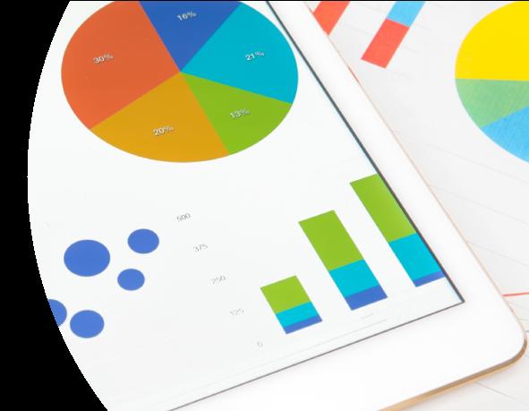 申請・承認データの連携と集計イメージ